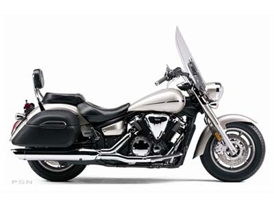 2008 Yamaha V Star® 1300 Tourer in Johnson City, Tennessee