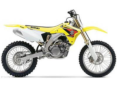 2005 Suzuki RM-Z450 in Johnson City, Tennessee