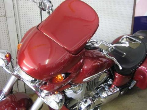 2002 Honda VTX 1800C in Johnson City, Tennessee - Photo 1