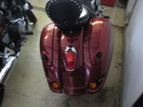 2002 Honda VTX 1800C in Johnson City, Tennessee - Photo 3