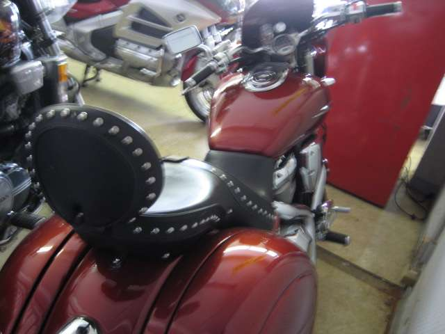 2002 Honda VTX 1800C in Johnson City, Tennessee - Photo 4