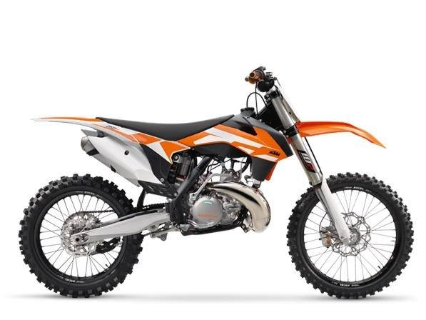 2016 KTM 250 SX in Johnson City, Tennessee