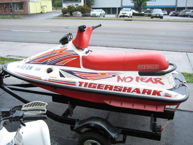 1998 Arctic Cat Watercraft in Johnson City, Tennessee