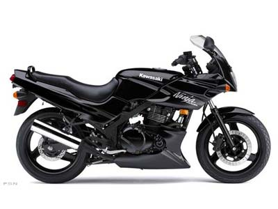 2009 Kawasaki Ninja® 500R in Johnson City, Tennessee