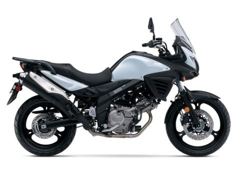 2015 Suzuki V-Strom 650 ABS in Johnson City, Tennessee