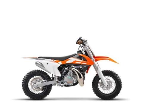 2016 KTM 50 SX Mini in Johnson City, Tennessee