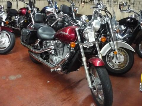 2005 Honda Shadow Spirit™ 1100 in Johnson City, Tennessee