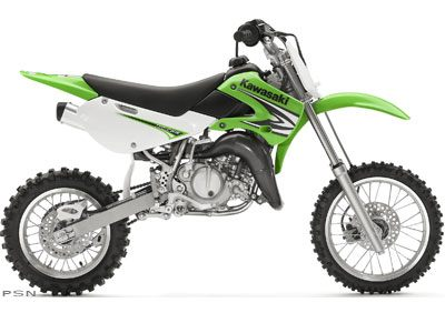 2008 Kawasaki KX™65 in Johnson City, Tennessee