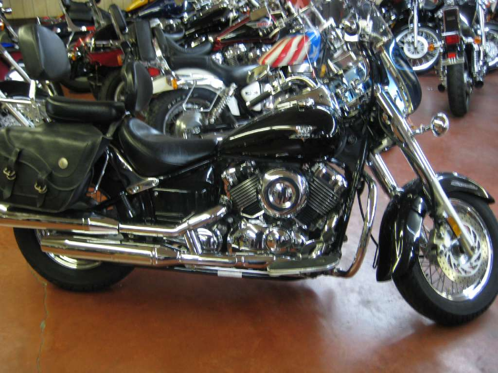 2008 Yamaha V Star® Classic in Johnson City, Tennessee