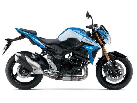 2015 Suzuki GSX-S750Z in Johnson City, Tennessee