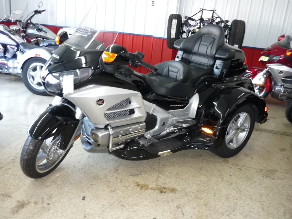 2012 Lehman Trikes/Honda Monarch II LLS- GL1800 Gold Wing® in Johnson City, Tennessee
