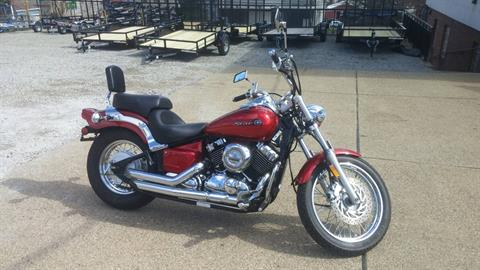 2008 Yamaha V Star® Custom in Tarentum, Pennsylvania