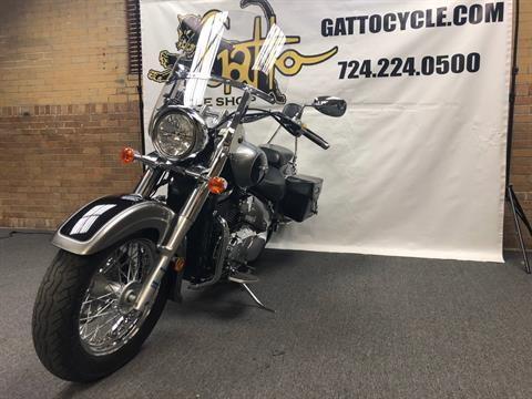 2005 Suzuki Boulevard C50 in Tarentum, Pennsylvania - Photo 5