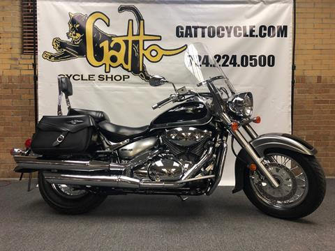 2005 Suzuki Boulevard C50 in Tarentum, Pennsylvania - Photo 1