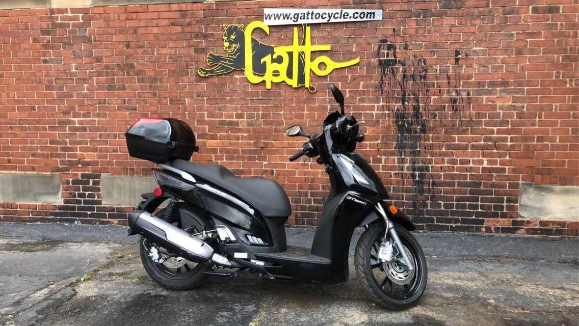 2012 Kymco PEOPLE 300 GT in Tarentum, Pennsylvania - Photo 1