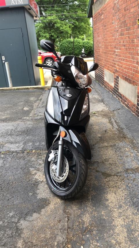 2012 Kymco PEOPLE 300 GT in Tarentum, Pennsylvania - Photo 2