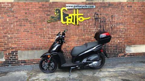 2012 Kymco PEOPLE 300 GT in Tarentum, Pennsylvania - Photo 3
