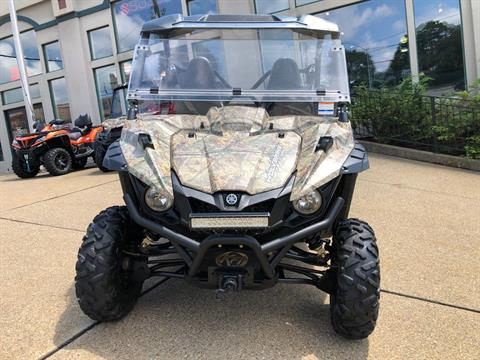 2017 Yamaha Wolverine R-Spec EPS in Tarentum, Pennsylvania - Photo 2