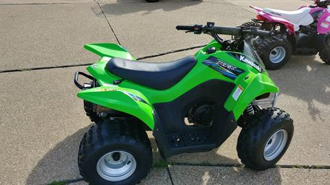 2014 Kawasaki KFX®90 in Tarentum, Pennsylvania - Photo 2