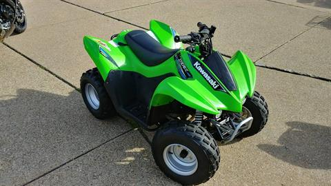 2014 Kawasaki KFX®90 in Tarentum, Pennsylvania - Photo 3