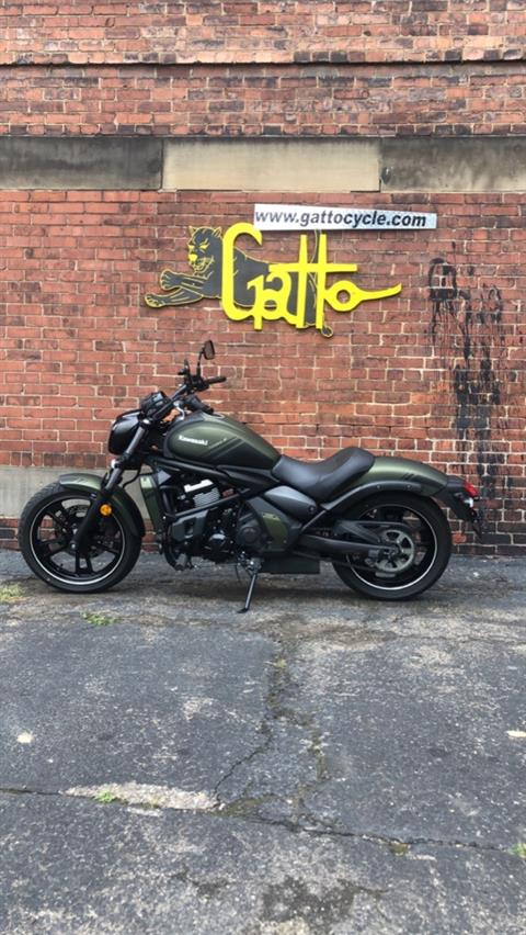 2019 Kawasaki EN650 in Tarentum, Pennsylvania - Photo 1