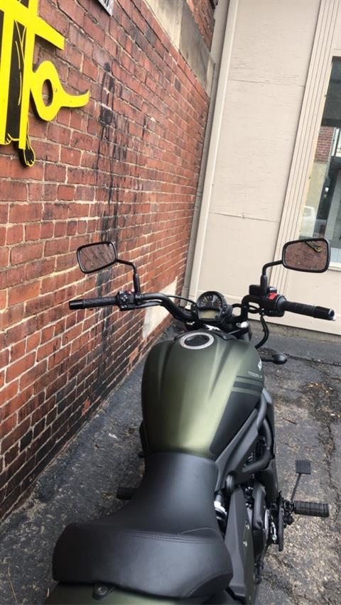 2019 Kawasaki EN650 in Tarentum, Pennsylvania - Photo 6