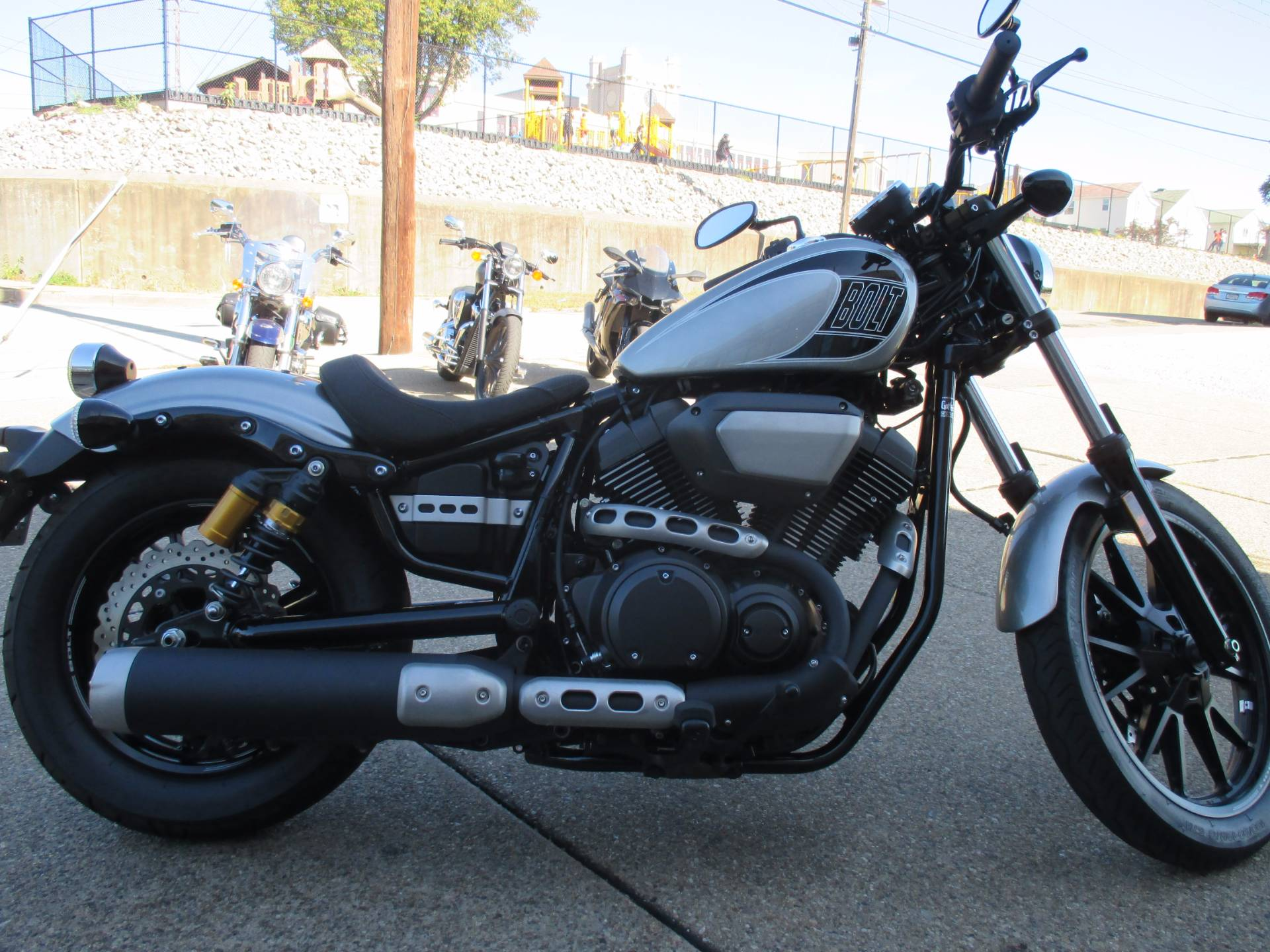 2015 Yamaha Bolt C-Spec in Tarentum, Pennsylvania