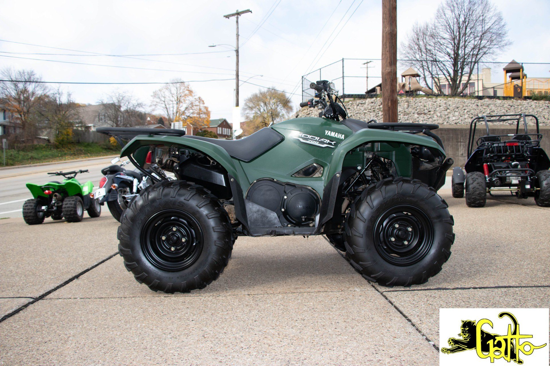 2016 Yamaha Kodiak 700 for sale 1426