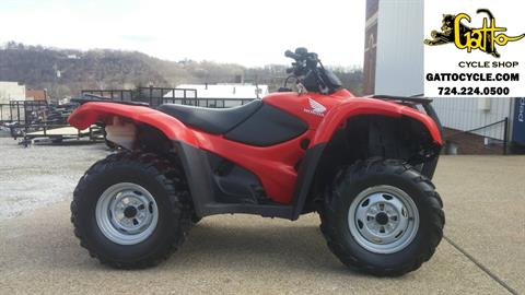 2014 Honda FourTrax® Rancher® 4x4 DCT EPS in Tarentum, Pennsylvania