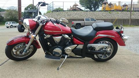 2008 Yamaha V Star 1300 in Tarentum, Pennsylvania
