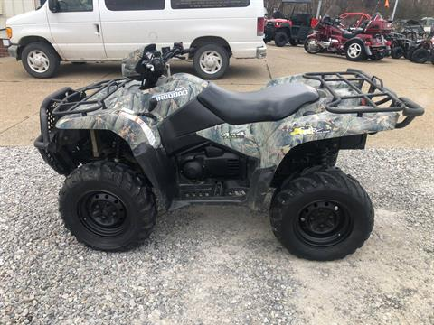 2012 Suzuki KingQuad® 750AXi Camo in Tarentum, Pennsylvania - Photo 1