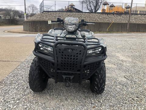 2012 Suzuki KingQuad® 750AXi Camo in Tarentum, Pennsylvania - Photo 3