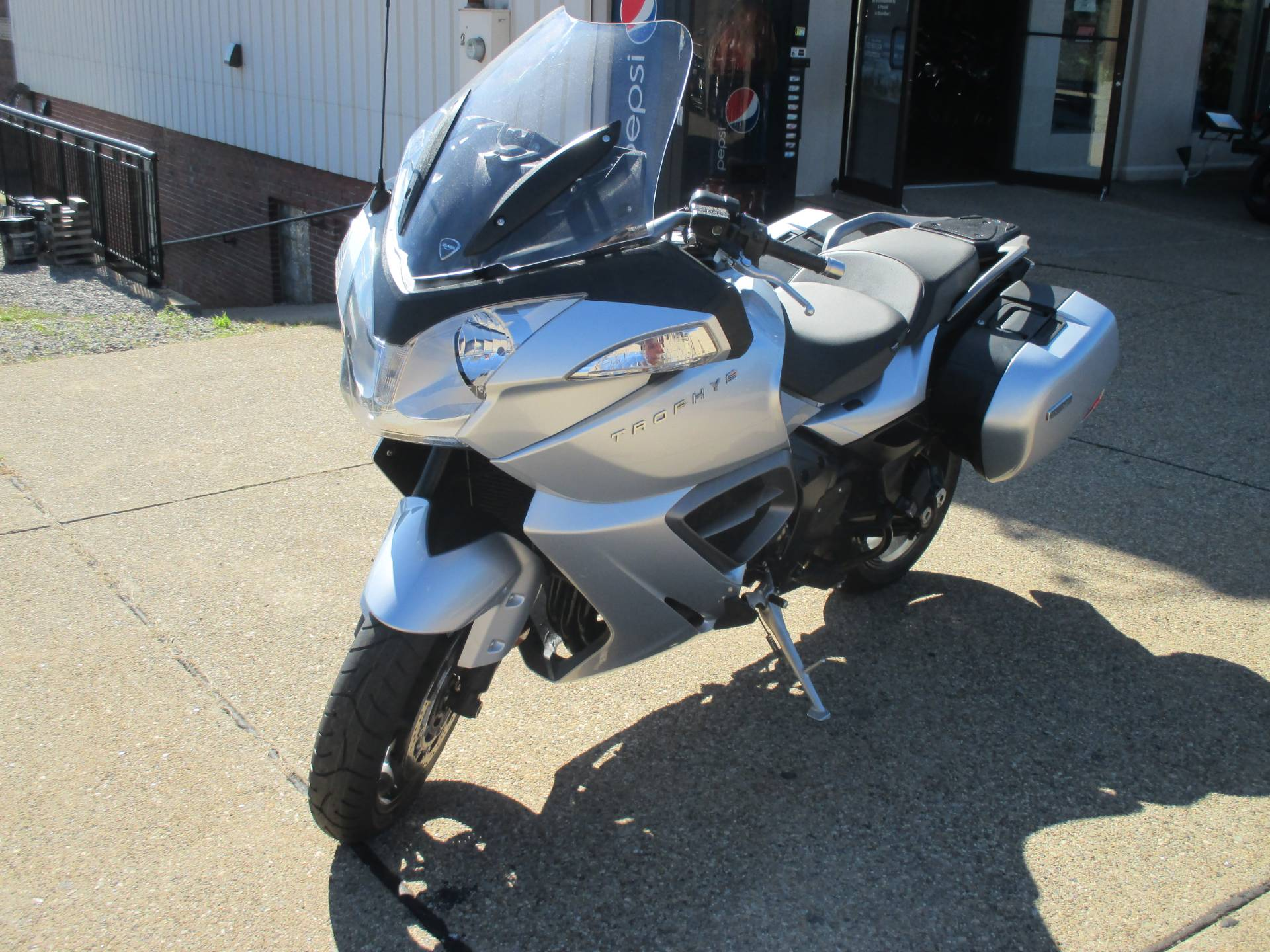 2014 Triumph Trophy SE ABS in Tarentum, Pennsylvania