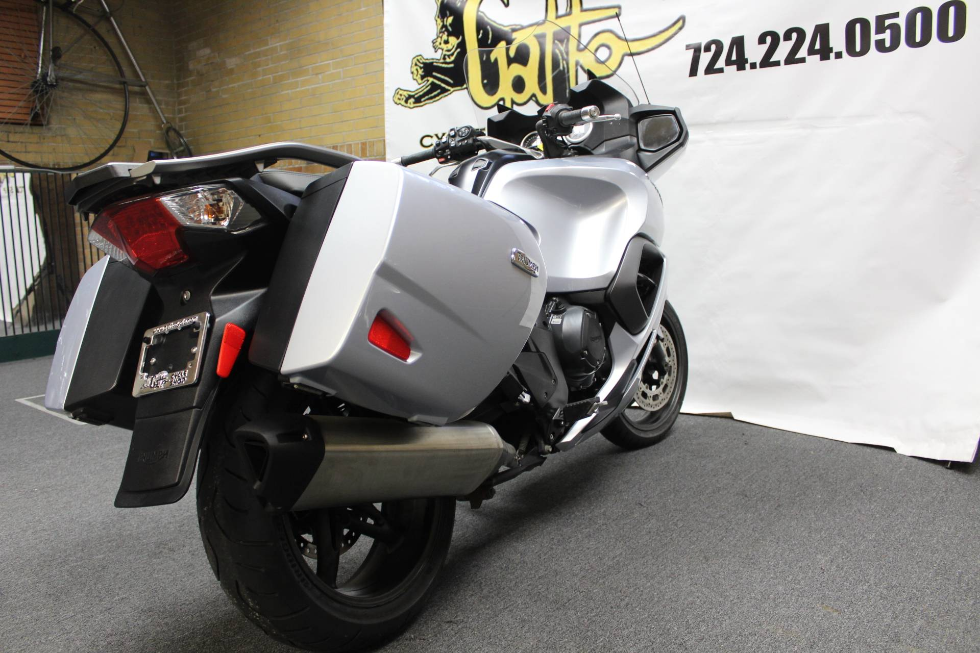 2014 Triumph Trophy SE ABS in Tarentum, Pennsylvania - Photo 5