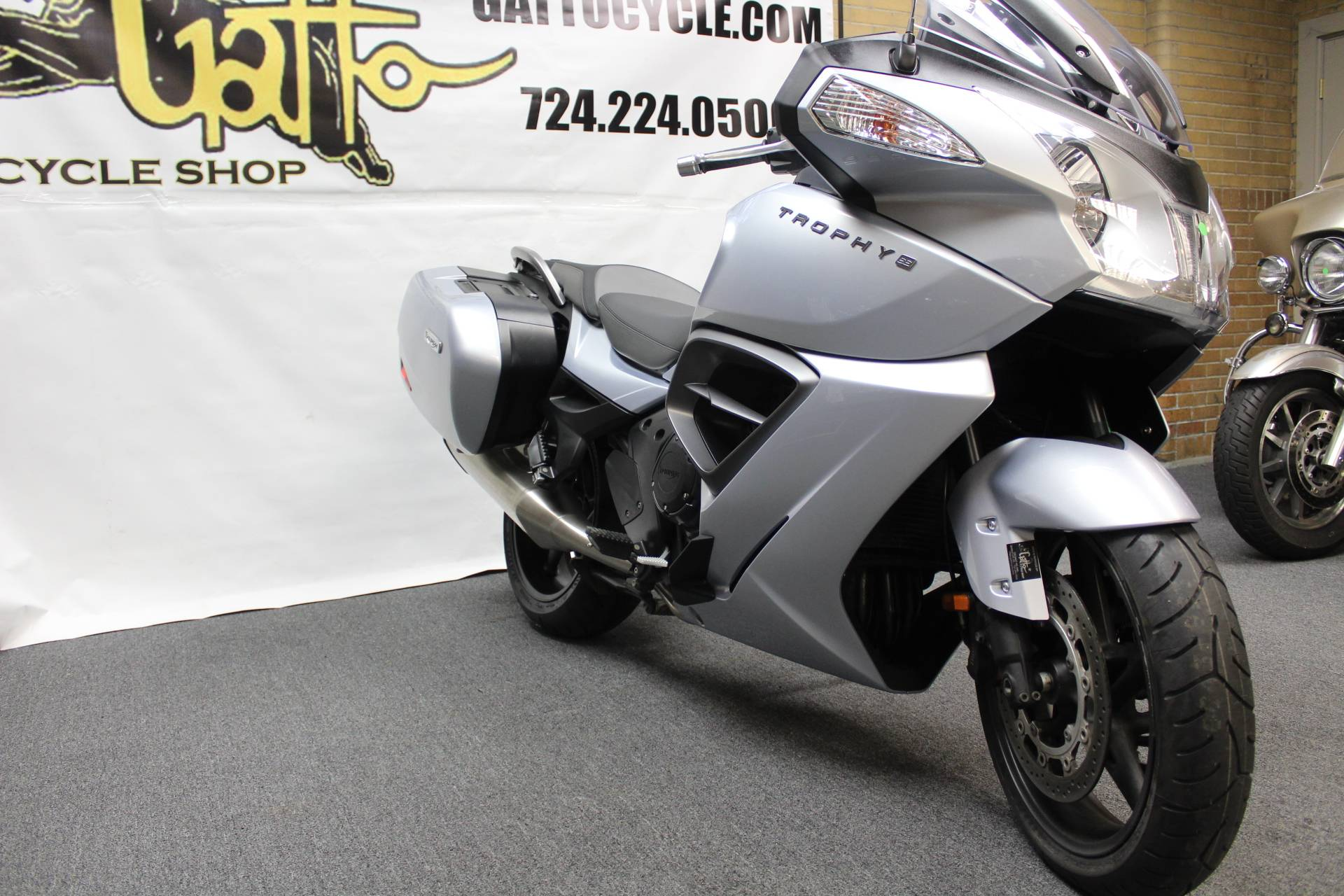 2014 Triumph Trophy SE ABS in Tarentum, Pennsylvania - Photo 3