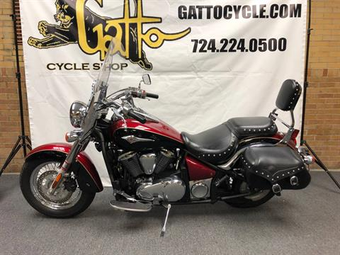 2008 Kawasaki Vulcan® 900 Classic LT in Tarentum, Pennsylvania - Photo 2