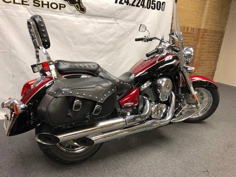 2008 Kawasaki Vulcan® 900 Classic LT in Tarentum, Pennsylvania - Photo 8
