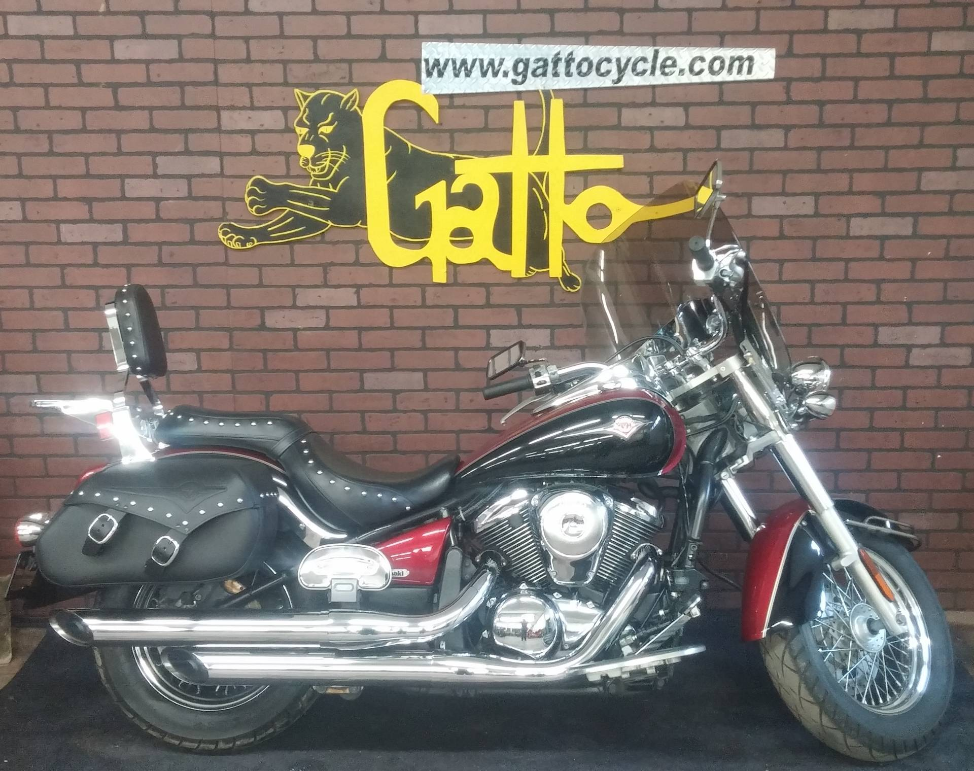 2008 Kawasaki Vulcan® 900 Classic LT in Tarentum, Pennsylvania - Photo 1