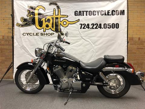 2009 Honda Shadow Aero® in Tarentum, Pennsylvania - Photo 1