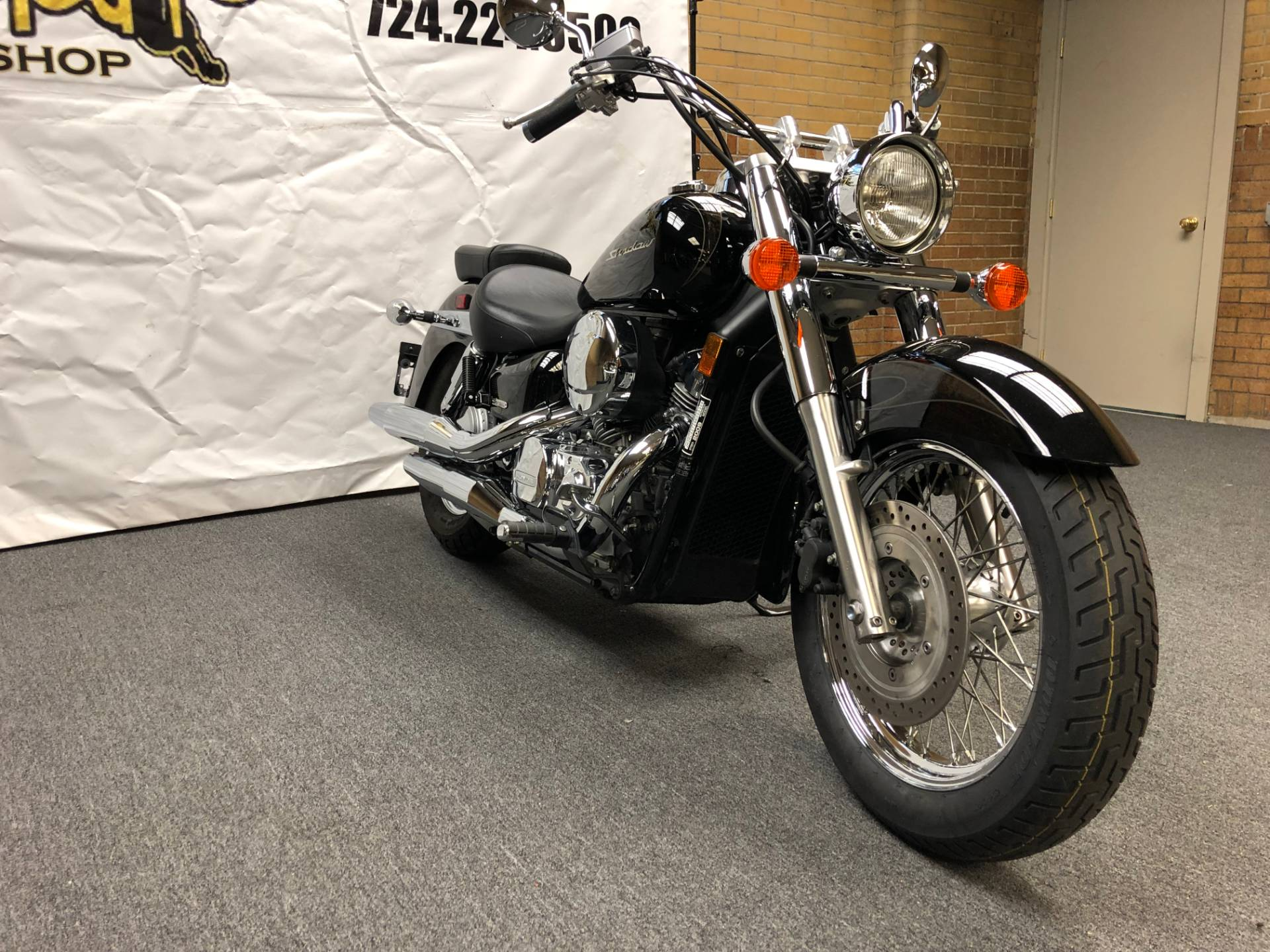 2009 Honda Shadow Aero® in Tarentum, Pennsylvania - Photo 6