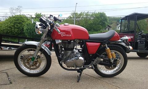 2014 Royal Enfield Continental GT Café Racer in Tarentum, Pennsylvania