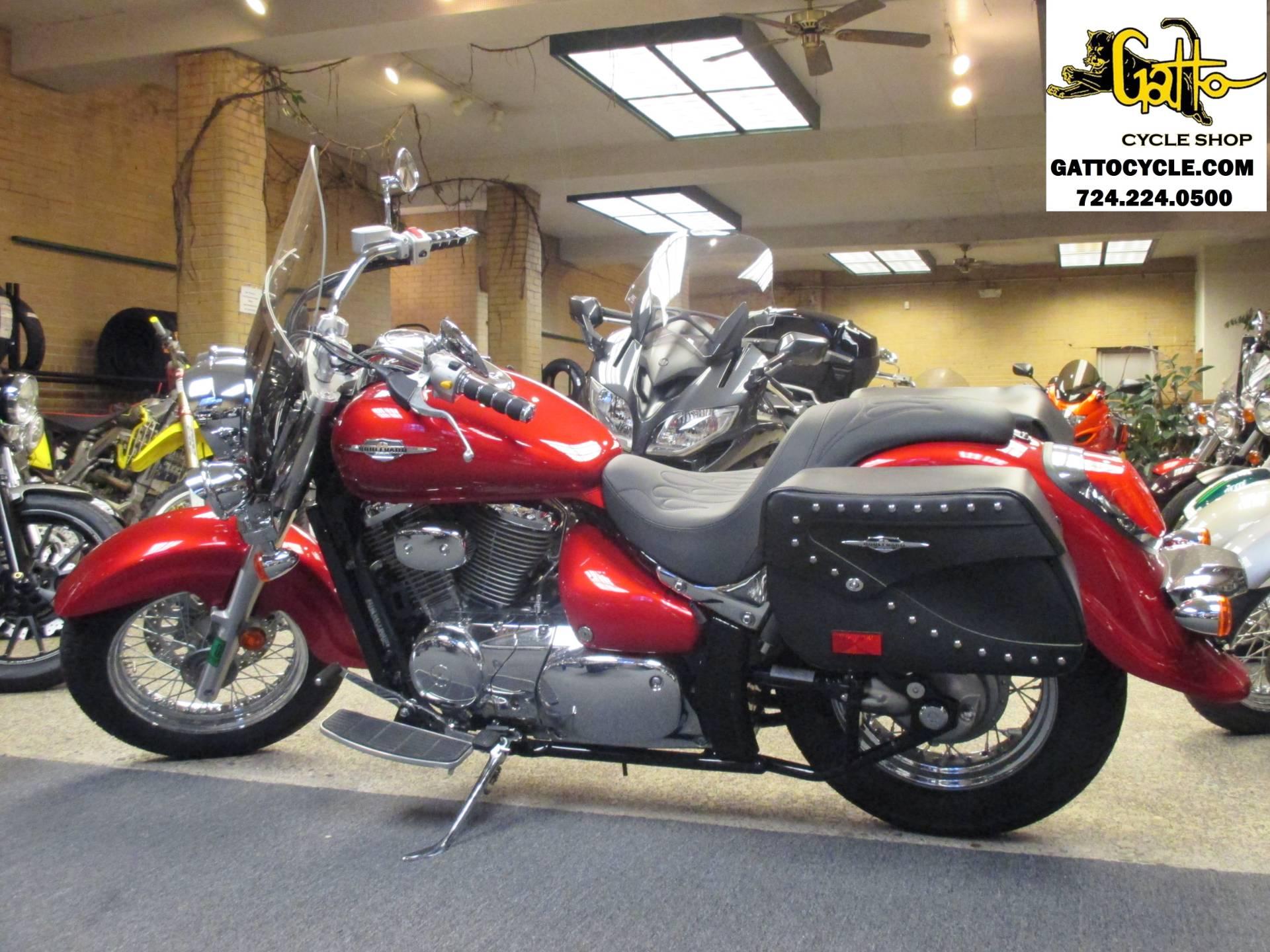 Used 2015 Suzuki Boulevard C50 Motorcycles in Tarentum, PA   Stock ...