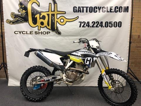 2014 Husqvarna FE 350 in Tarentum, Pennsylvania - Photo 1