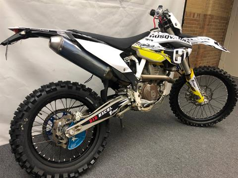 2014 Husqvarna FE 350 in Tarentum, Pennsylvania - Photo 3
