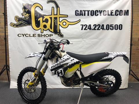 2014 Husqvarna FE 350 in Tarentum, Pennsylvania - Photo 10