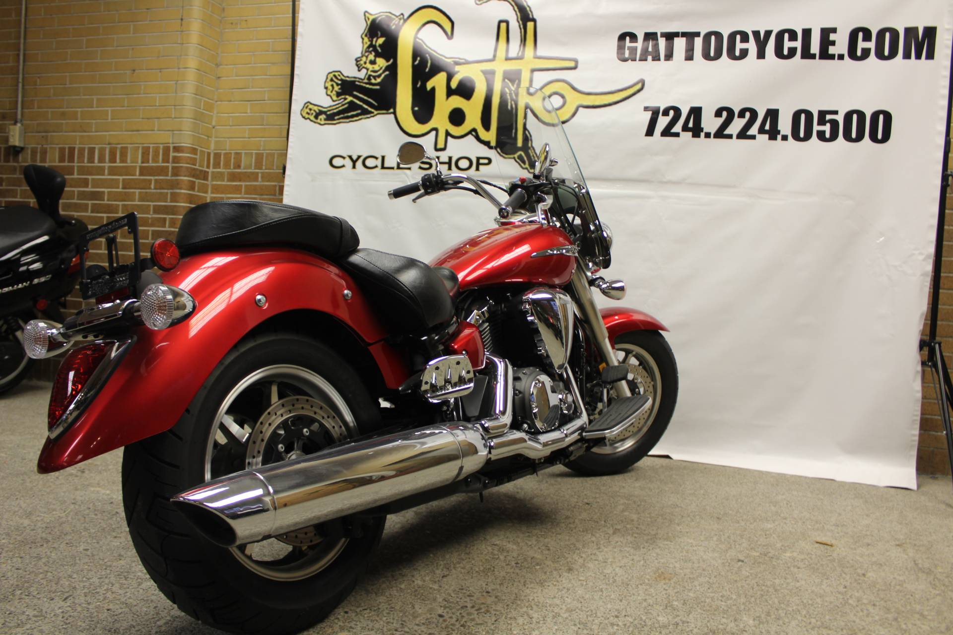 2012 Yamaha V Star 1300  in Tarentum, Pennsylvania