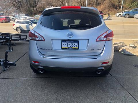 2012 Nissan Murano SL AWD in Tarentum, Pennsylvania - Photo 4