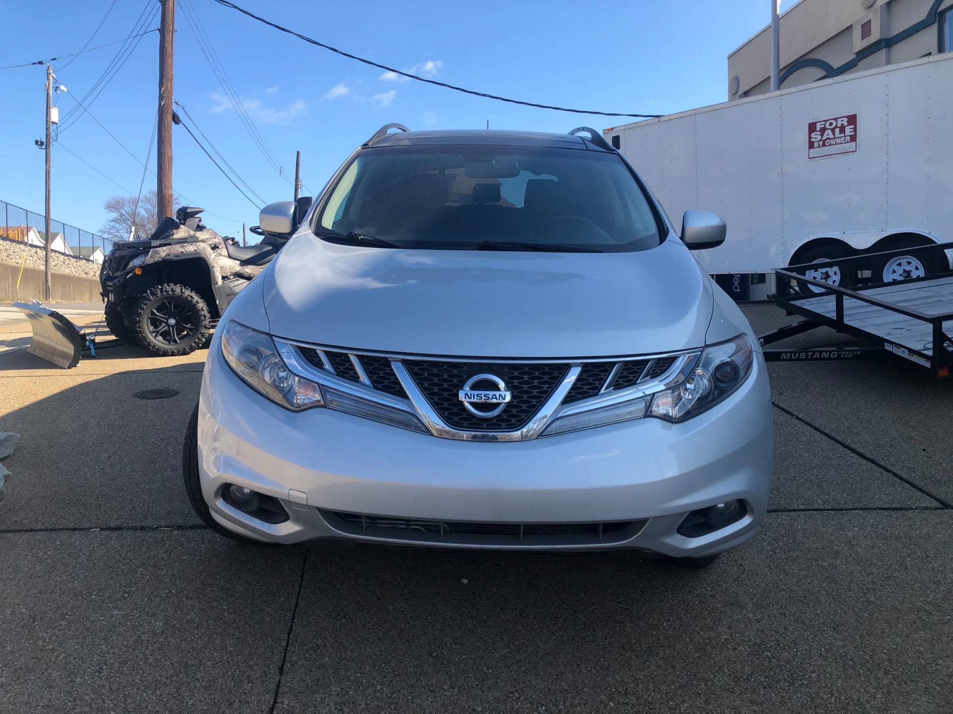 2012 Nissan Murano SL AWD in Tarentum, Pennsylvania - Photo 8