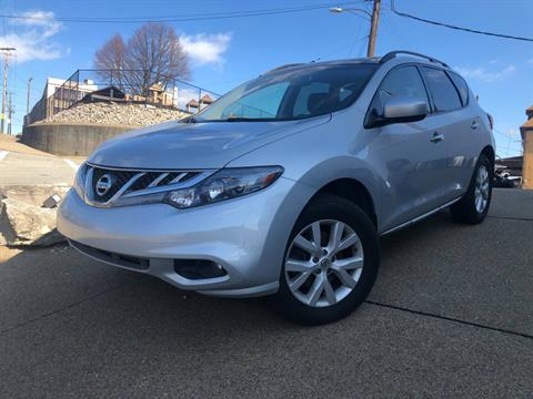2012 Nissan Murano SL AWD in Tarentum, Pennsylvania - Photo 1