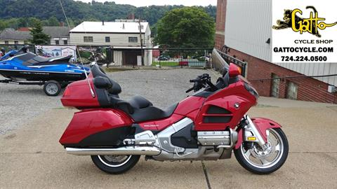 2014 Honda Gold Wing® Navi XM in Tarentum, Pennsylvania